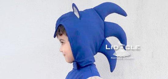 Touca do Sonic