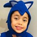 Gorro do Sonic